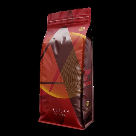 Кофе в зернах Atlas Colombia Asocampo, 1 кг - фото 10061