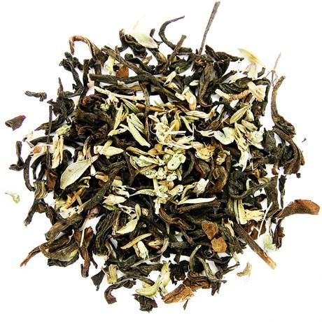 Черный чай с чабрецом, 100 г - фото 10111