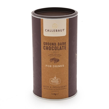 Горячий шоколад Callebaut, порошок 1кг - фото 10187
