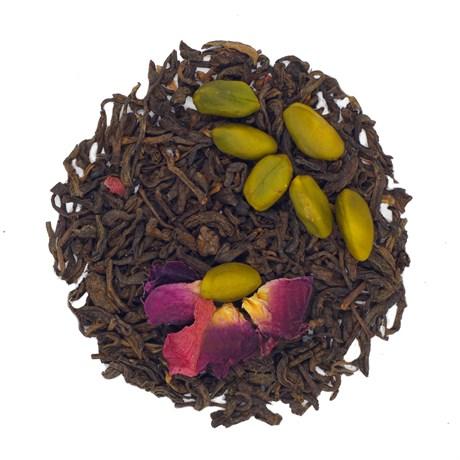 Чай пуэр Крепкий Орешек, 100 г - фото 10441