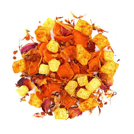 Фруктовый чай Персик Мельба, 100 г - фото 10682