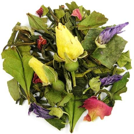 Зеленый чай Макабео, 100 г - фото 10812