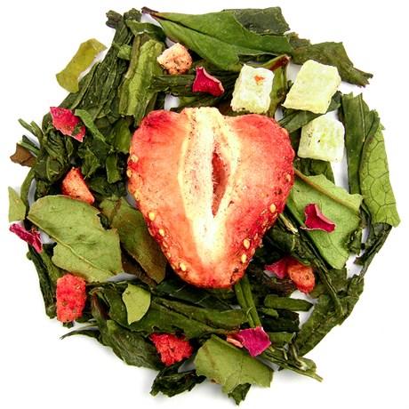 Зеленый чай Поцелуй ангела, 100 г - фото 10816