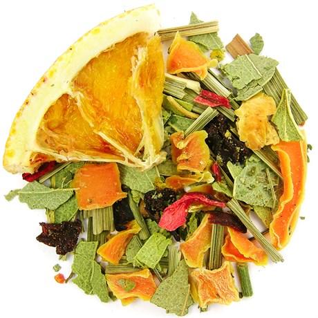 Травяной чай Грейпфрут, 100 г - фото 10818