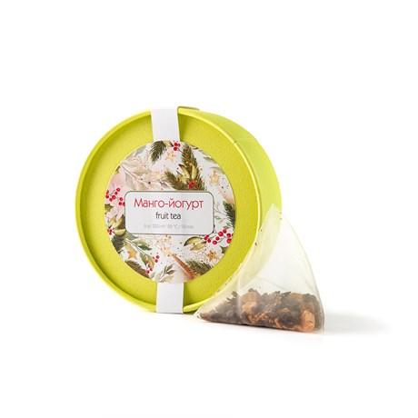 Чай Tea Point Манго-йогурт, 5 пирамидок, 30 г - фото 11454