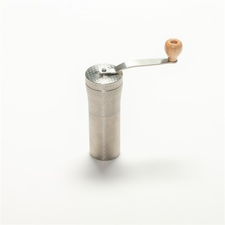 Кофемолка ручная керамическая MILLU TUCHIME Япония - фото 11848