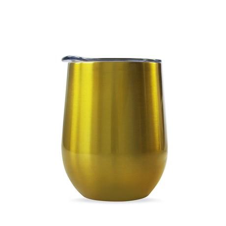 Термокружка COFER / Кофер CO12m, золотистый, 350 мл - фото 11914