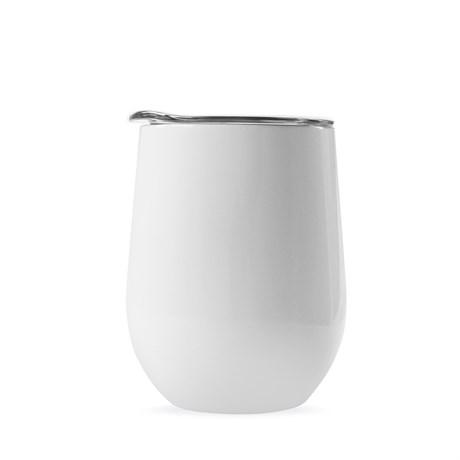 Термокружка COFER / Кофер CO12, белый, 350 мл - фото 11918