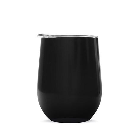 Термокружка COFER / Кофер CO12, черный, 350 мл - фото 11919