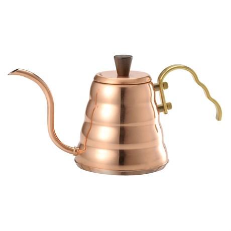Чайник медный HARIO VKB-90CP 900 мл - фото 11988