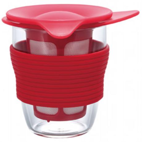 Заварочный чайник HARIO HDT-M-R, 200 мл - фото 12041