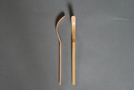 Ложка бамбуковая для чая матча (Япония) JP-222 - фото 12162