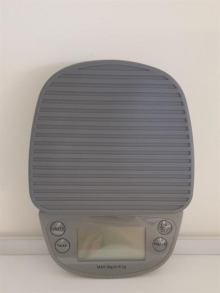 Весы брю Digi Scale Metal plate - фото 12212