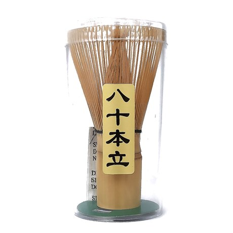 Венчик бамбуковый для чая матча (Япония) JP-CS - фото 12245