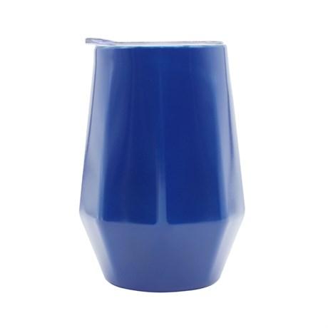 Термокружка COFER / Кофер EDGE CO12, синий, 350 мл - фото 12294