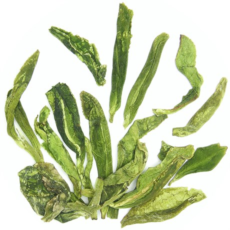 Зеленый чай Лунцзин (Колодец дракона) кат. А, 100 г - фото 9727