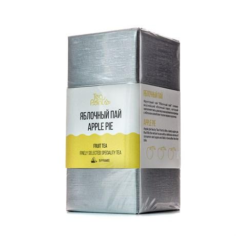 Чай Tea Point  Яблочный Пай, 15 пирамидок, 90 г - фото 9863