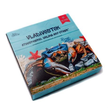Набор чая TeaPoint Владивосток, 105 г - фото 9872