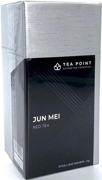 Чай Tea Point Джун Мей, 15 пирамидок, 45 г - фото 9878