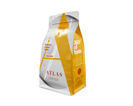 Кофе в зернах Atlas Tanzania Umoja Ululu, 200 г - фото 9891