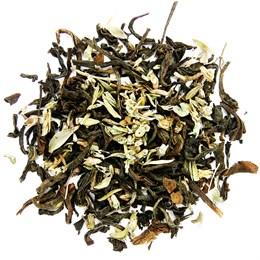 Черный чай с чабрецом, 100 г
