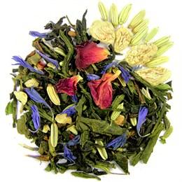 Чай черный и зеленый Мексика, 100 г