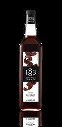 Сироп Шоколадный 1883 Maison Routin, 1л