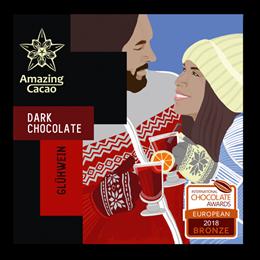 Горячий шоколад Amazing Cocao Глинтвейн, 180 г