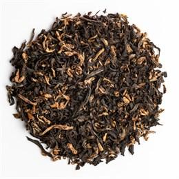 Черный чай Ассам HALMARI, микролот, 50 г