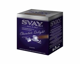 Чай SVAY Шоколадное искушение, арома, саше 20*2г.