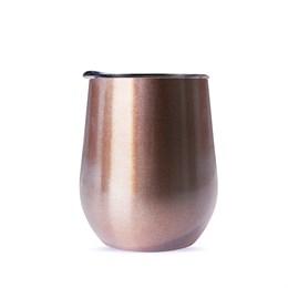 Термокружка COFER / Кофер металлик CO12m, медный, 350 мл