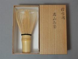 Венчик бамбуковый для чая матча (Япония) JP-CSN