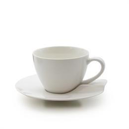 Чайная пара ZERO JAPAN TCS-03 WH Белая 190 мл