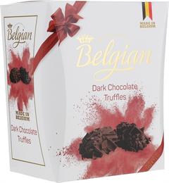 """Конфеты трюфели """"The Belgian"""" из темного шоколада в хлопьях, 145г"""