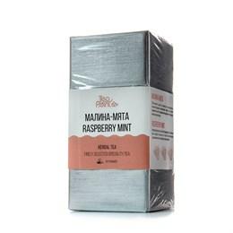 Чай Tea Point Малина и мята, 15 пирамидок, 37,5 г