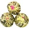 Зеленый чай Персик бессмертия с жасмином связанный, 100 г - фото 10733