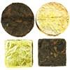 Чай Джин пуэр, круглые плитки, 100 г - фото 10756